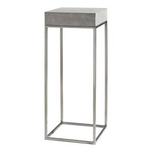 Jude Plant - 36 inch Industrial Modern Plant Stand - 14 inches wide by 14 inches deep