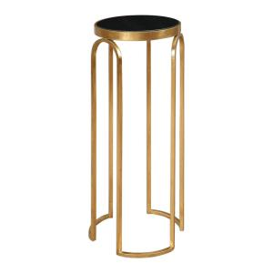 Novalie - 25.25 inch Accent Table - 9 inches wide by 9 inches deep