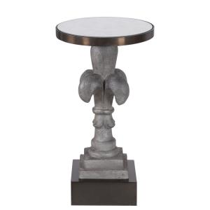 Francois - 21.5 inch Accent Table - 12 inches wide by 12 inches deep