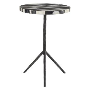 Fine Line - 23.8 inch Round Accent Table