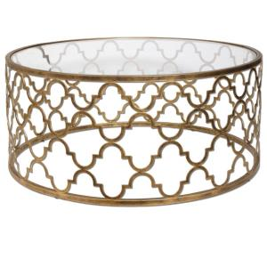 Quatrefoil - 42 inch Coffee Table