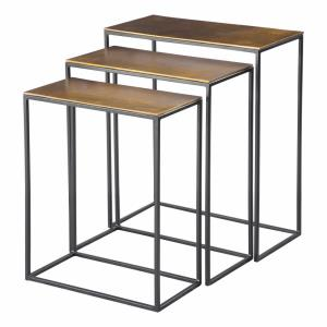 "Coreene - 25.5"" Nesting Table (Set of 3)"