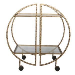Zelina - 32.7 inch Bar Cart