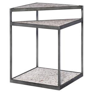 "Terra - 22"" Modern Accent Table"