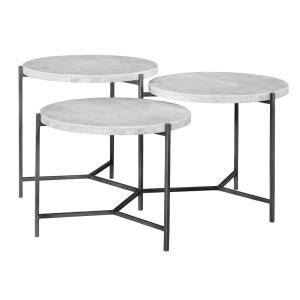 "Contarini - 38"" Tiered Coffee Table"