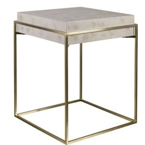 Inda - 24 Inch Modern Accent Table