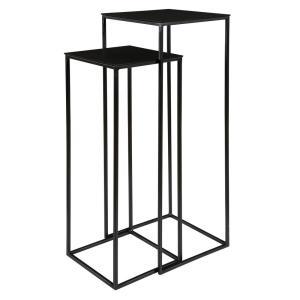 Coreene - 40 Inch Pedestal Table (Set of 2)