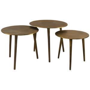 Kasai - 18 Inch Coffee Table (Set of 3)