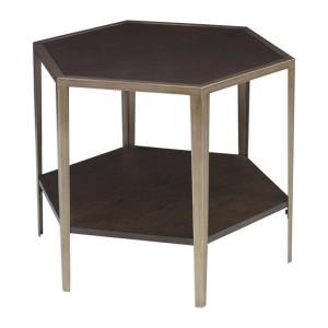 Alicia - 24 inch Geometric Accent Table