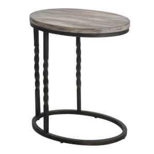 Tauret - 23 inch Cantilever Side Table