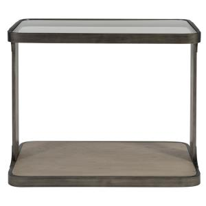 Compton - 28 inch Industrial Side Table