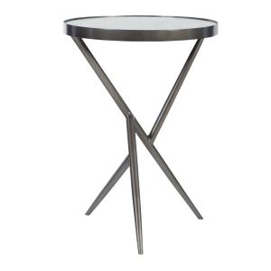 Absalom - 25 inch Round Accent Table