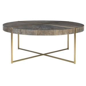 "Taja - 42"" Round Coffee Table"