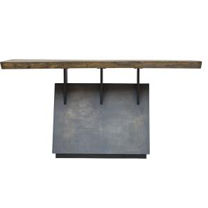 Vessel - 30.25 Inch Industrial Console Table