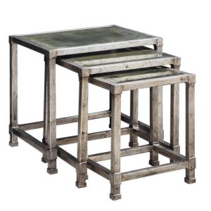 Keanna - 25.5 inch Nesting Tables (Set of 3)