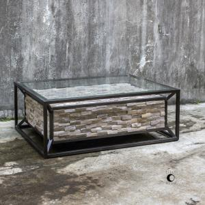 "Kono - 48"" Coffee Table"