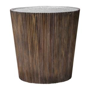 Amra - 22 inch Round Accent Table
