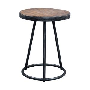 Hector - 25.2 inch Round Accent Table