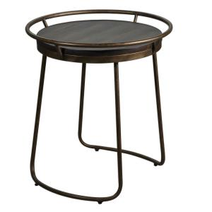 Rayen - 24 inch Round Accent Table