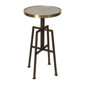 Gisele - 26 inch Round Accent Table