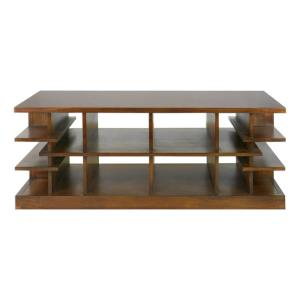 "Simeto - 54""  Multi-Level Coffee Table"