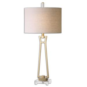 Leonidas - 1 Light Table Lamp