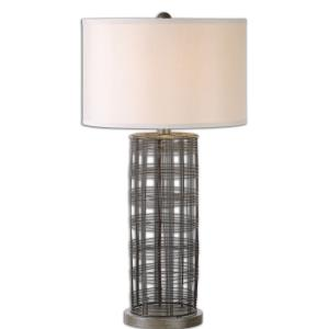 Engel - 1 Light Table Lamp - 16 inches wide by 16 inches deep
