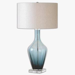 Hagano - 1 Light Table Lamp - 16 inches wide by 16 inches deep