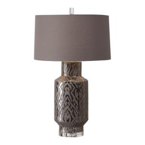 Zelda - 1 Light Table Lamp - 18 inches wide by 18 inches deep