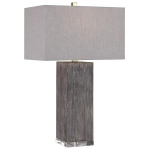 Vilano - 1 Light Modern Table Lamp - 18 inches wide by 11 inches deep