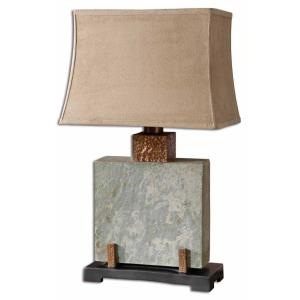 Slate - One Light Table Lamp