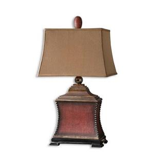 Pavia - 1 Light Table Lamp - 18 inches wide by 12 inches deep