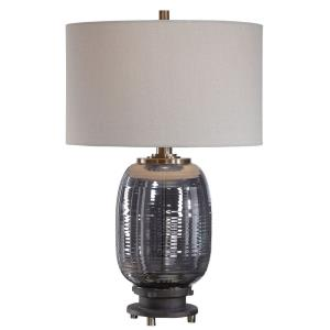Caswell - 1 Light Table Lamp - 18 inches wide by 18 inches deep