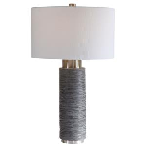 Strathmore - 1 Light Table Lamp - 17 inches wide by 17 inches deep