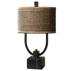 Stabina - 2 Light Metal Table Lamp