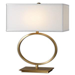Duara - 1 Light Table Lamp - 18.5 inches wide by 9.5 inches deep