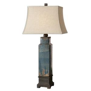 Soprana - 1 Light Table Lamp - 18 inches wide by 12 inches deep