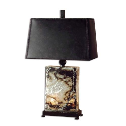 Uttermost 26901 Marius - One Light Modern Table Lamp