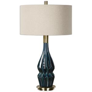 Prussian - 1 Light Table Lamp - 18 inches wide by 18 inches deep