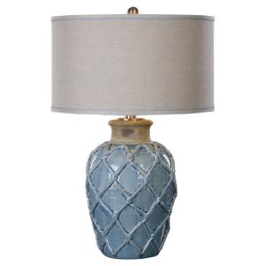 Parterre - 1 Light Table Lamp - 19 inches wide by 19 inches deep