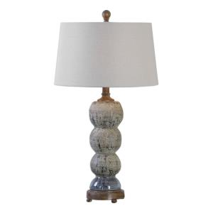 Amelia - 1 Light Table Lamp - 15 inches wide by 13 inches deep