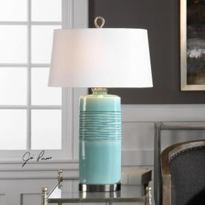 Rila - 1 Light Table Lamp - 19 inches wide by 13 inches deep