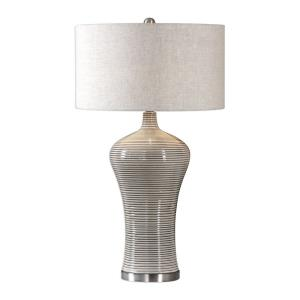 Dubrava - 1 Light Table Lamp - 19 inches wide by 19 inches deep