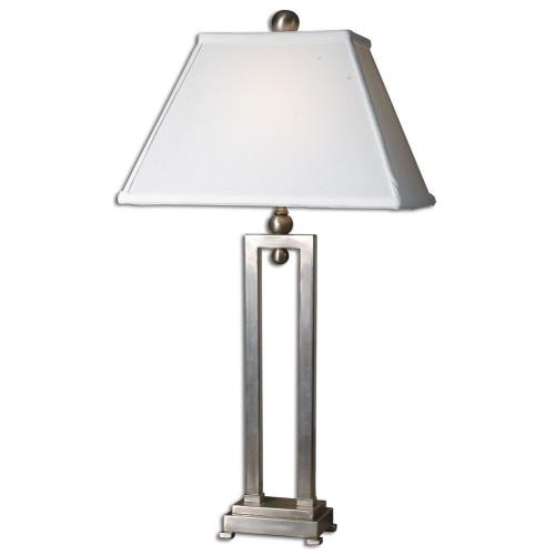 Uttermost 27800 Conrad - 1 Light Table Lamp - 15 inches wide by 10 inches deep