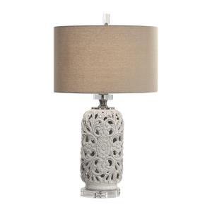 Dahlina - 1 Light Table Lamp - 17 inches wide by 17 inches deep