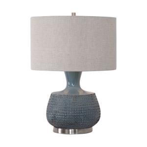 Hearst - 1 Light Table Lamp - 17 inches wide by 17 inches deep