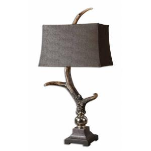 Stag Horn - 1 Light Table Lamp