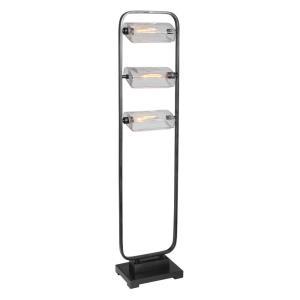 Pilato - Three Light Industrial Floor Lamp