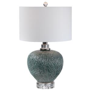 Almera - 1 Light Table Lamp - 16 inches wide by 16 inches deep