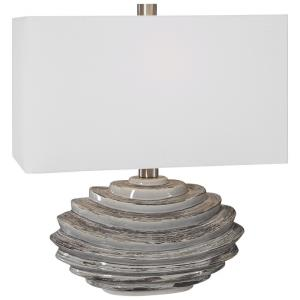 Talucah - 1 Light Table Lamp - 19 inches wide by 11 inches deep